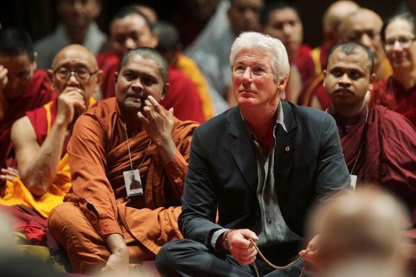 Встреча с  Далай-ламой XIV в зале Радио-Сити Мюзик-холла в Нью-Йорке. Фоторепортаж