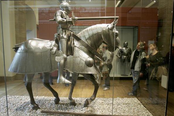 163 2609 002 Dospehi - Доспехи для боевых лошадей