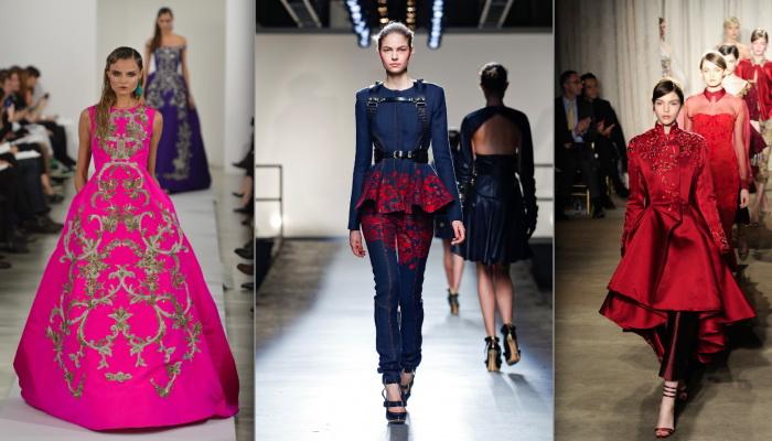 Роскошь и изысканность доминируют в тенденциях моды 2013 года