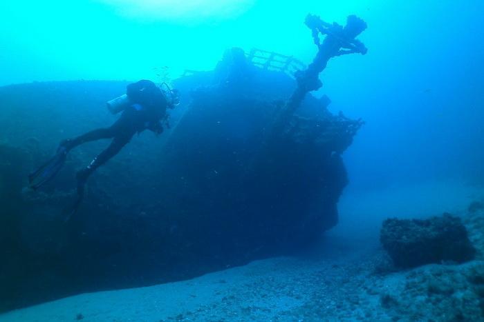163 Wet Temptations1 - Знакомство с подводным миром в районе Палм-Бич с борта Wet Temptations