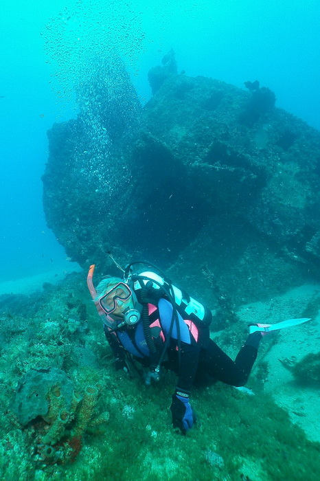 163 Wet Temptations5 - Знакомство с подводным миром в районе Палм-Бич с борта Wet Temptations