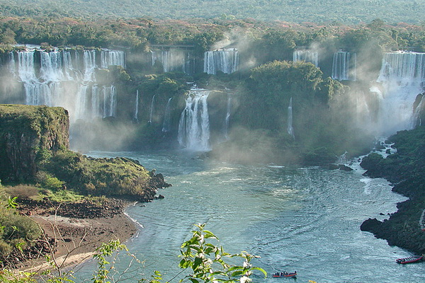 Великие воды Игуасу