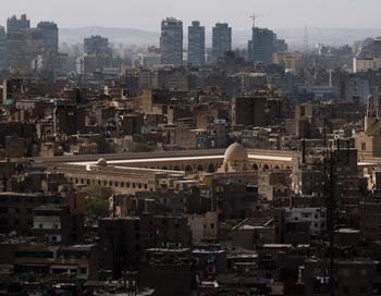 Египтянин  «испортил»  похороны, ожив на церемонии