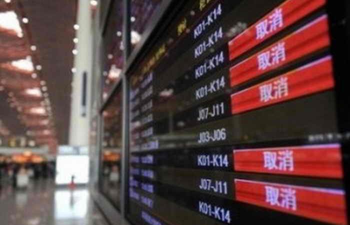 Туристы стали жертвой ухудшения китайско-японских отношений