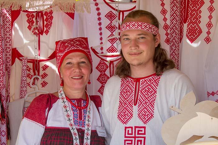 Международный фестиваль этнической музыки и ремёсел. Часть 2