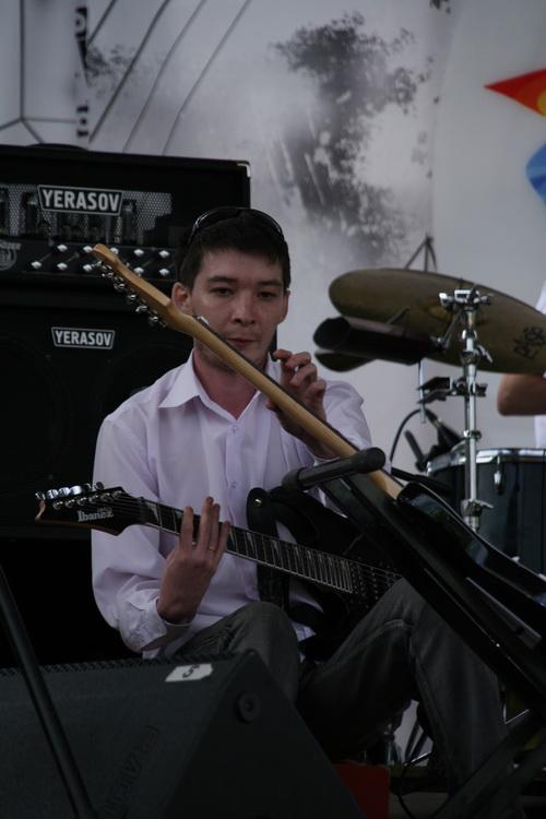 Фоторепортаж о IV Международном музыкальном фестивале «Голос кочевников»