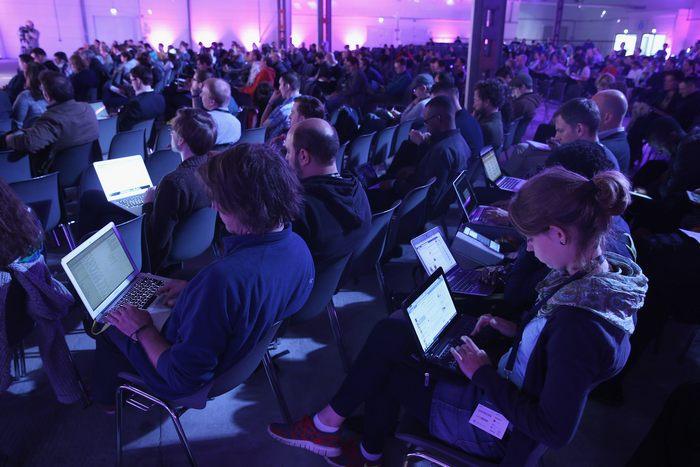 Интернет-конференция Re:publica 13 началась в Берлине