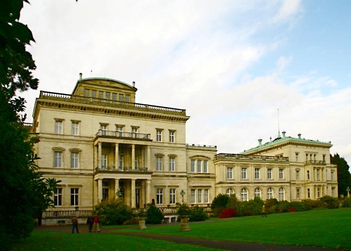 190 Villa Hugel - Вилла Хюгель в Эссене: история семьи промышленников
