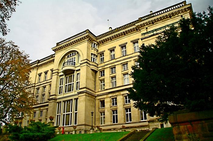 190 Villa Hugel11 - Вилла Хюгель в Эссене: история семьи промышленников