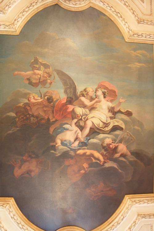 190 Villa Hugel9 - Вилла Хюгель в Эссене: история семьи промышленников