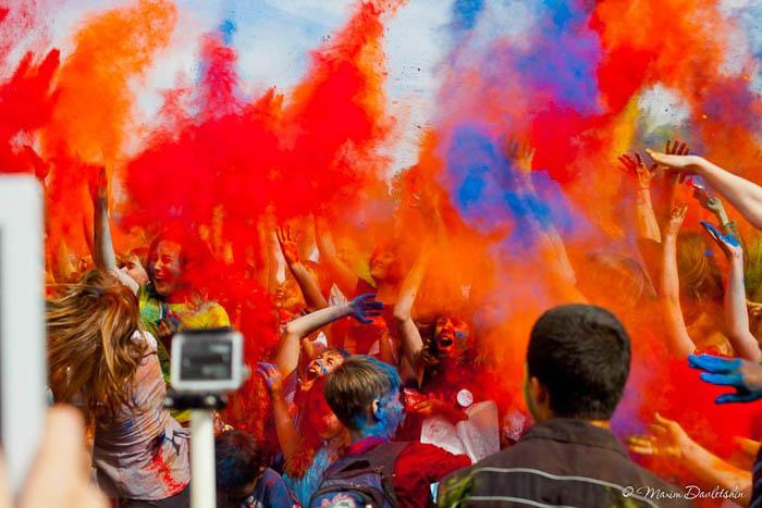 Фестиваль «Зелёный» – главное событие лета для многих красноярцев