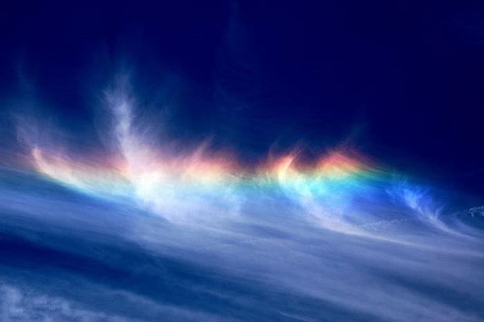 163 Circumhorizontal Arc001 - Как возникает огненная радуга