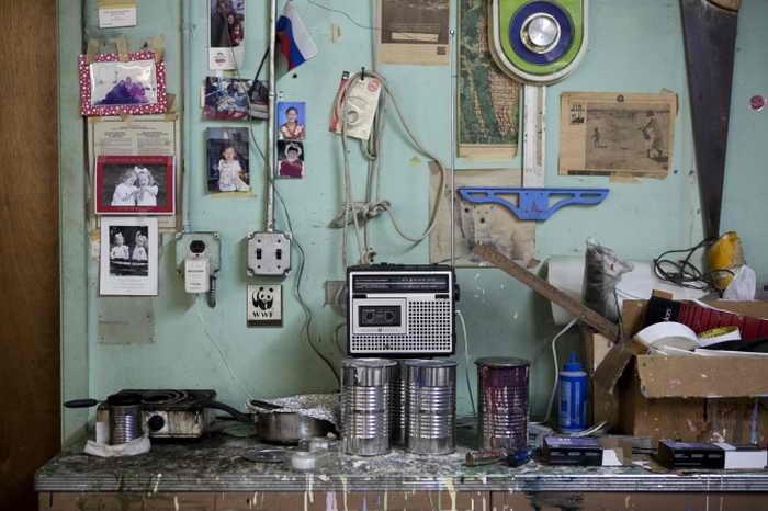 197 Samira Bouaou 10 - В мастерской графини Татьяны Бобринской