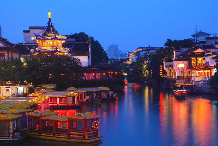 209 shutterstock nanjing - 10 наиболее перспективных городов для посещения в 2014 году