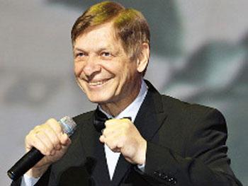 Эдуард Хиль в Москве дал первый за 20 лет концерт
