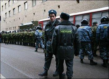 Милиции доверяют лишь 30 процентов россиян