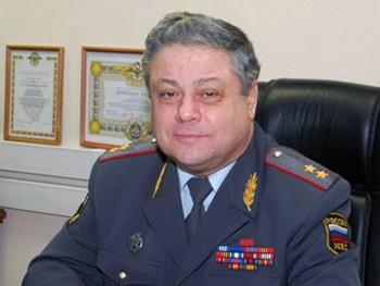 Президент России уволил главу транспортной милиции