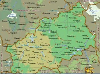 Население Тверской области сократилось на 233 тысячи человек
