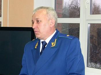 115 mohov - Прокурор Московской области Мохов снят с должности