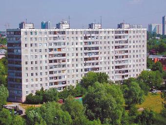 Третья часть россиян живет в домах, требующих капремонта