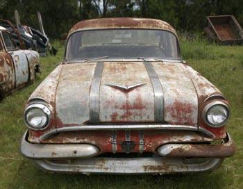 154 8 03 10 22 - В России дан старт  программе утилизации старых автомобилей