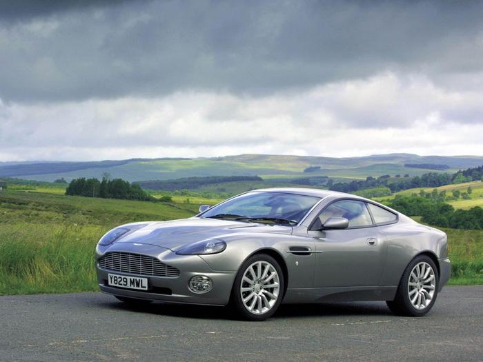 Aston Martin выставили на продажу