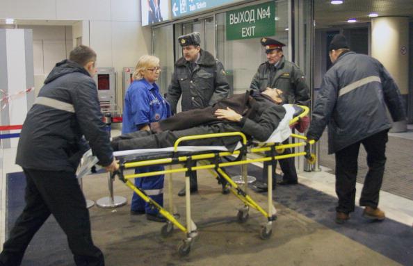 161 Domod11 - Теракт в Домодедово. Семьям погибших выплатят по 2 миллиона рублей