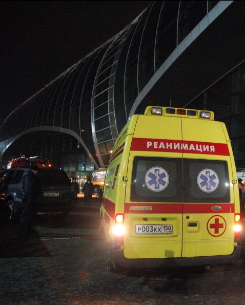 161 Domod14 - Теракт в Домодедово. Семьям погибших выплатят по 2 миллиона рублей