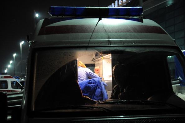 161 Domod26 - Теракт в Домодедово. Семьям погибших выплатят по 2 миллиона рублей