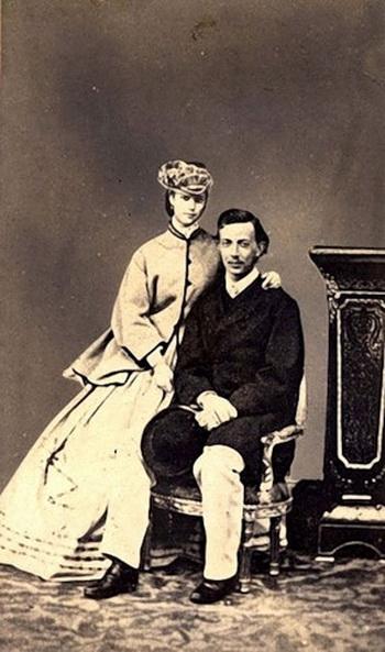 Государь-наследник Николай Романов, так и не ставший императором