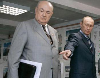 Ресин вступает в партию «Единая Россия»