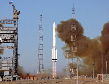 Три спутника «ГЛОНАСС-М» упали в Тихий океан