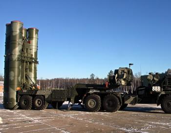 ПВО усилилась новейшими С-400