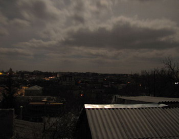 Севастополь почти сутки оставался без электроэнергии