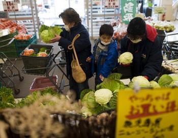 На продукты из Японии введен контроль в России