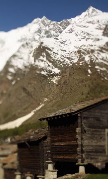 163 alpi 040712 - Пятеро немецких альпинистов погибли на пике Лаггинхорн в Швейцарских Альпах