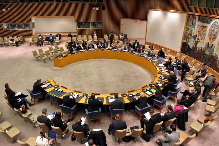 Совет Безопасности ООН санкционировал ввод военного контингента в Мали