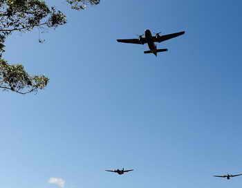 197 Abia - Пилоты США пролетят по маршруту Аляска-Сибирь