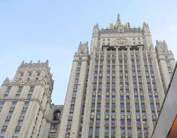 В МИД России вызван посол США по поводу шпионского скандала