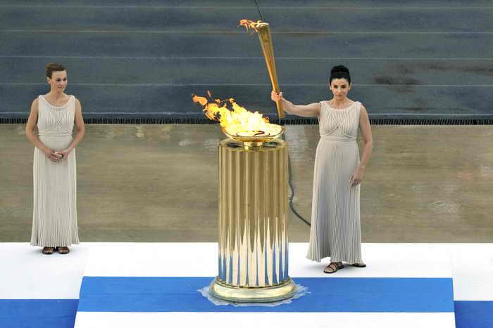 Определён маршрут олимпийского огня в Иркутской области
