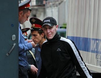 Обвиняемый в беспорядках на Манежной площади обжаловал в ЕСПЧ свой арест