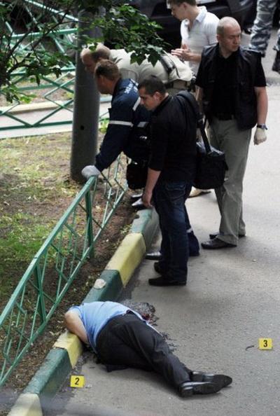 Арестован предполагаемый убийца Буданова. Фоторепортаж по делу убийства экс-полковника