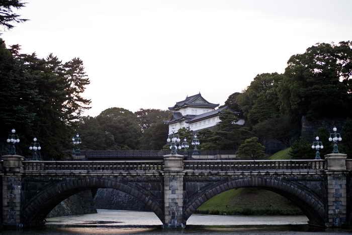 197 Tokyo Imperial Palace - На приёмах у императора Японии будут подавать рис из префектуры Фукусима