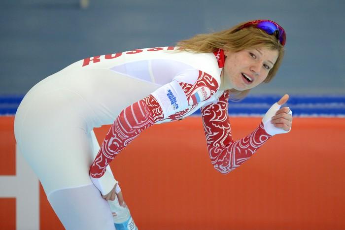 Конькобежка Ольга Фаткулина принесла России седьмую медаль