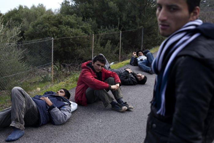 208 migrant - СПЧ предлагает отменить депортацию нелегальных мигрантов