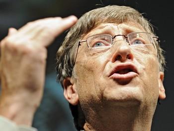 Билл Гейтс разрабатывает супер туалет
