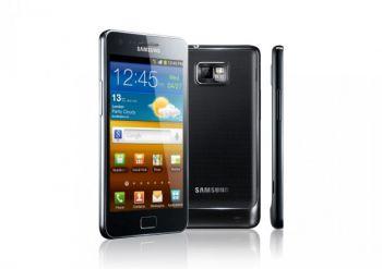 Samsung выпускает Galaxy S II
