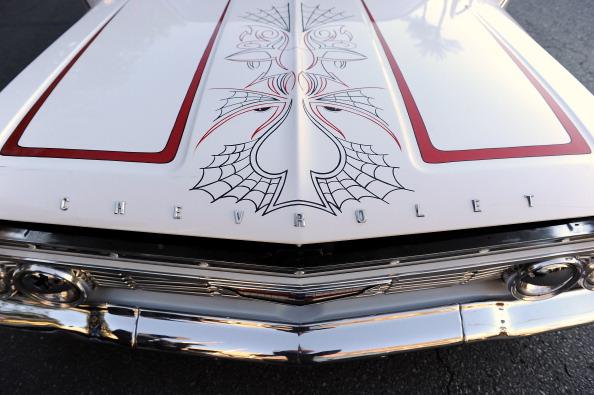 «Мазда», «Тойота», «Линкольн», «Шевроле» и «Форд Паклайн» на выставке в Лас-Вегасе