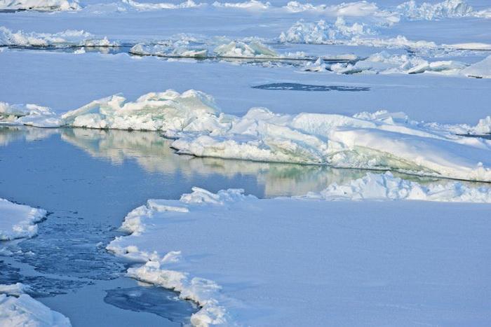 161 poljarnii led taet 1112 - Полярный лёд тает ... Так ли это?