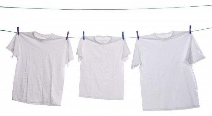 161 researchers dried - «Экологическая» футболка может заряжать мобильные телефоны